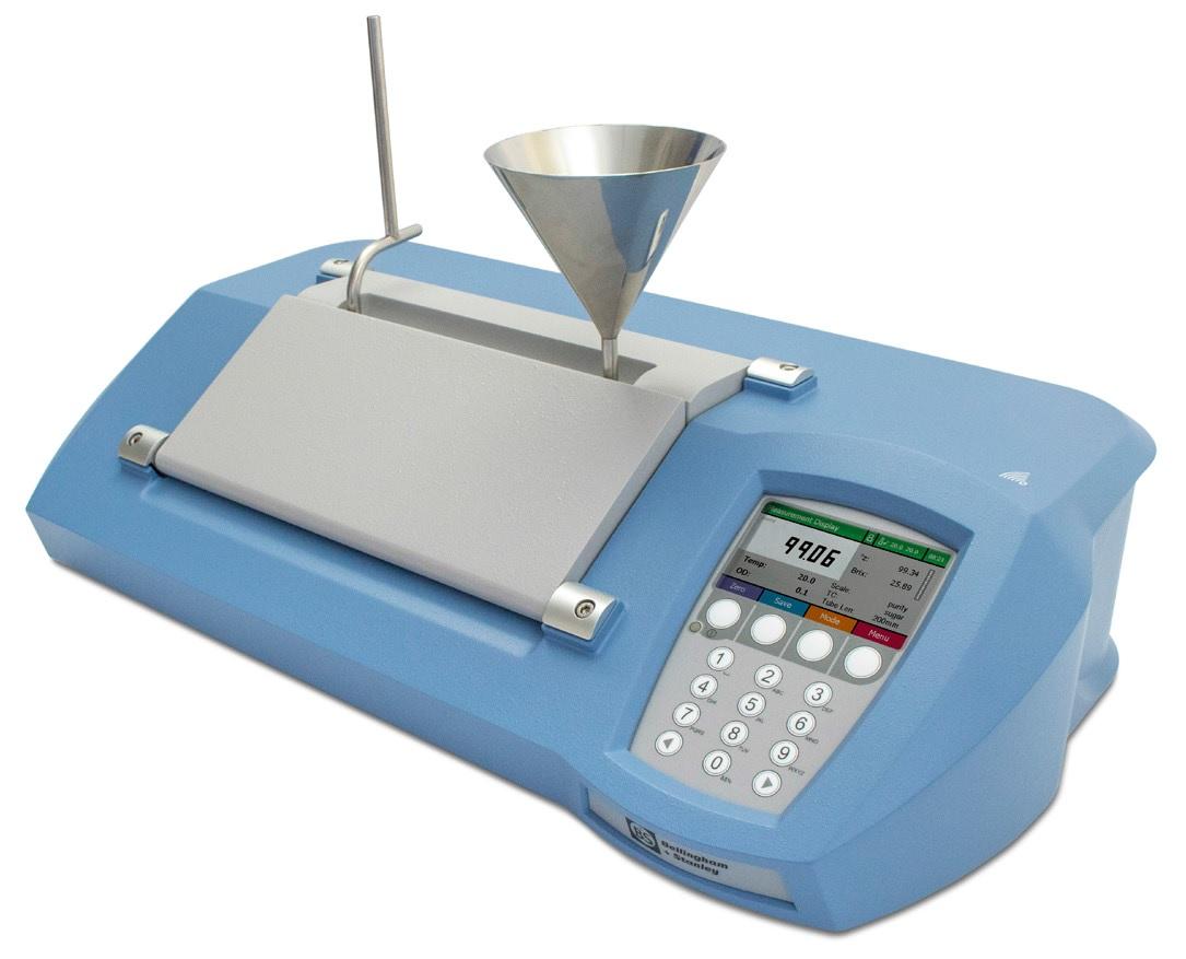 Máy đo độ đường tự động
