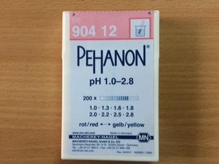 Que thử độ pH