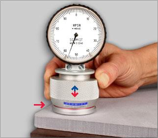Dụng cụ đo độ cứng cao su
