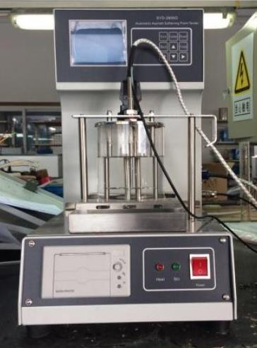 Máy đo điểm mềm tự động