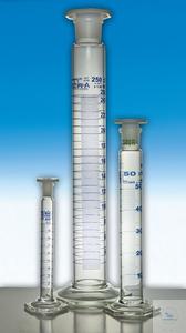 Ống đong có nắp 100ml, class A