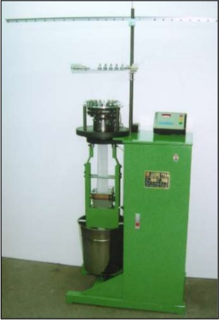 Máy dệt thí nghiệm tự động