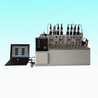 Máy xác định độ ổn định oxi hóa dầu ăn tự động