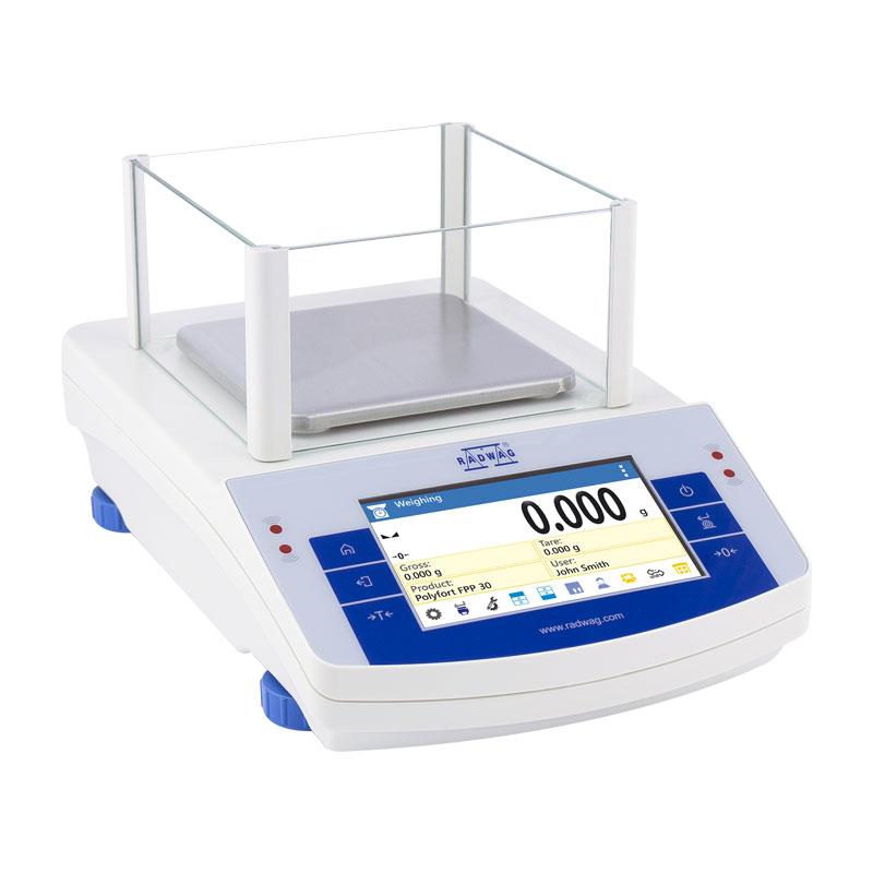 Cân phân tích điện tử 3000g/0,001g
