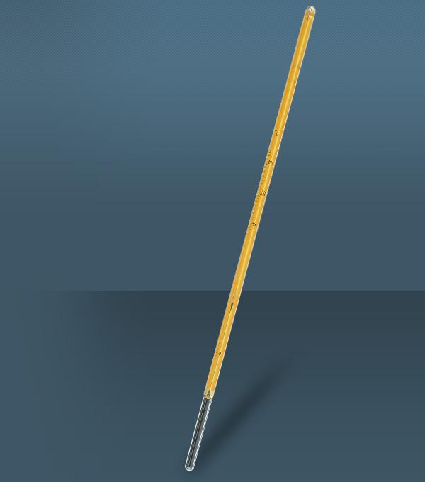 Nhiệt kế thủy ngân ASTM 19C; +49 ~ +57oC / 0.1oC