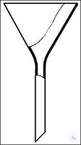 Phễu thủy tinh Ø 100mm