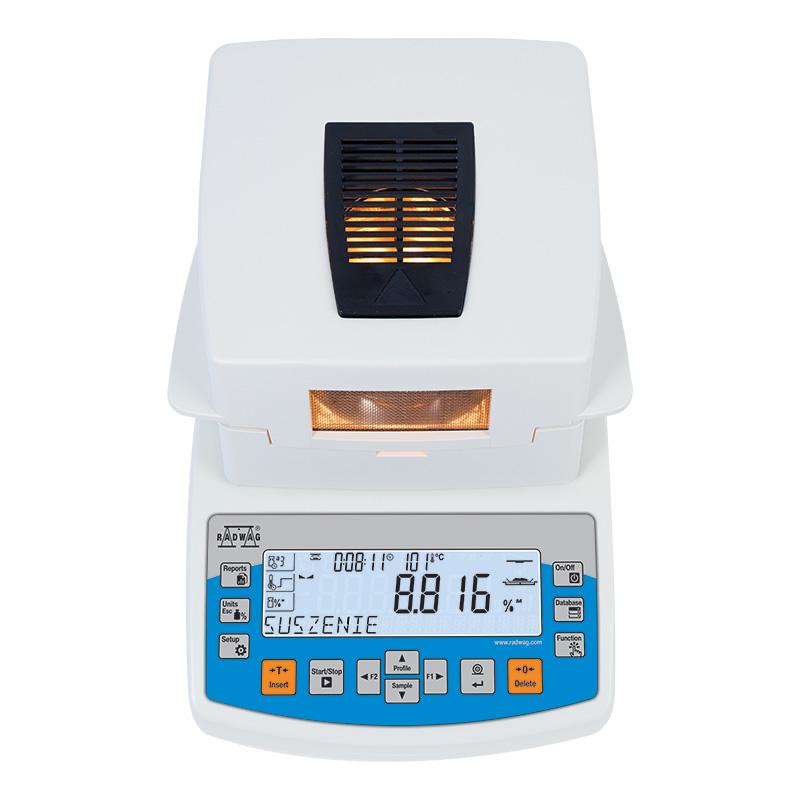 Cân xác định độ ẩm 110g/0,001g
