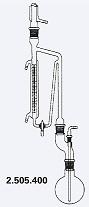 Dụng cụ xác định tinh dầu nặng hơn nước