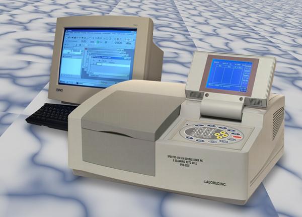 Máy quang phổ UV-VIS hai chùm tia