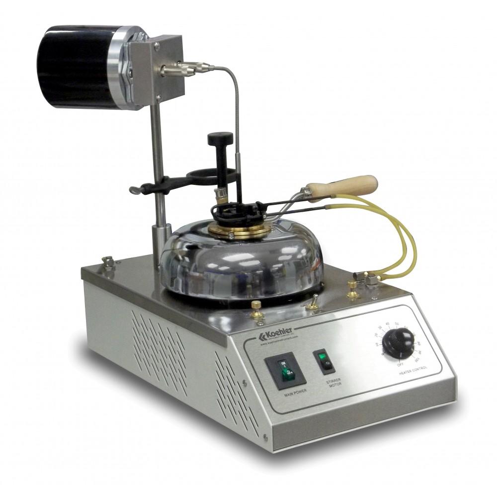 Thiết bị đo điểm chớp cháy cốc kín